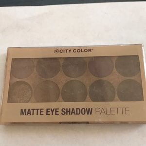 City color matte eyeshadow palette (3)